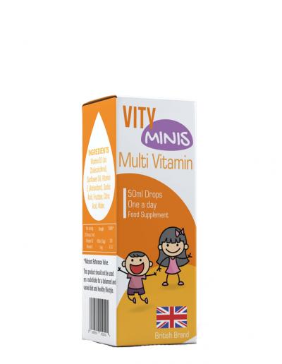 Minis Multi Vitamin Drops